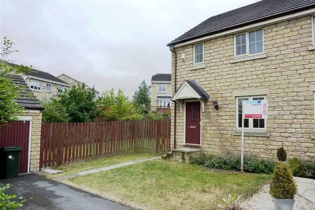 Thumbnail Semi-detached house to rent in Royd Moor Road, Bradford, West Yorkshire