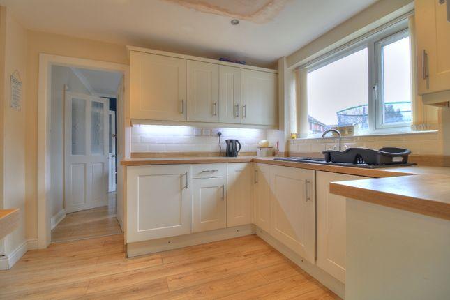Kitchen... of Wyresdale Crescent, Ribbleton, Preston PR2