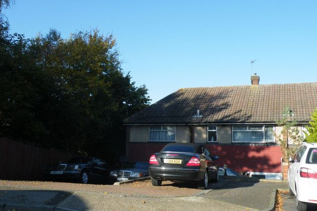 Thumbnail End terrace house to rent in Hawthorn Avenue, Strood