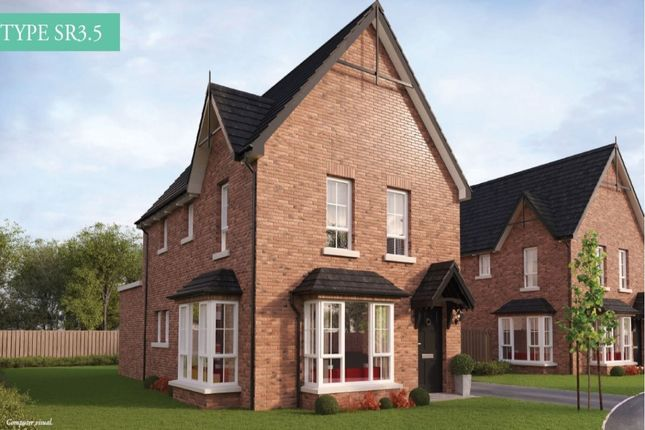 Thumbnail Detached house for sale in Comber Road, Dundonald, Belfast