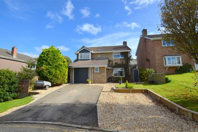 Thumbnail Detached house for sale in Epworth Close, Truro