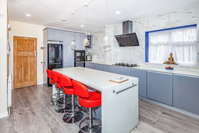 Thumbnail Bungalow for sale in Clare Road, Stanwell, Staines
