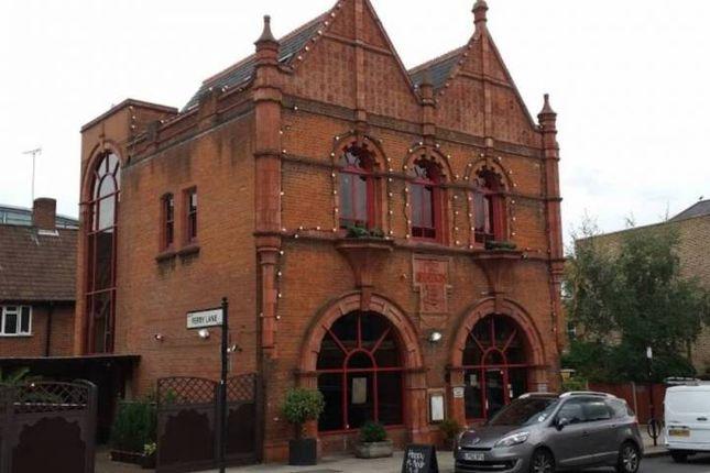 Thumbnail Restaurant/cafe for sale in High Street, Brentford