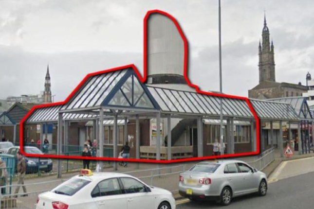 Thumbnail Leisure/hospitality for sale in Charles Place, Greenock
