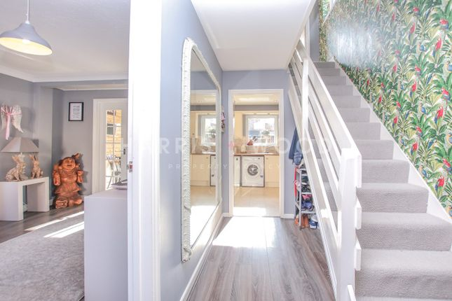 Thumbnail Detached house for sale in Green Acres Road, Layer-De-La-Haye, Colchester