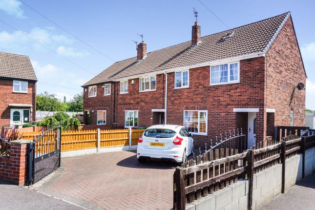 Thumbnail Town house for sale in Springfields, Knottingley