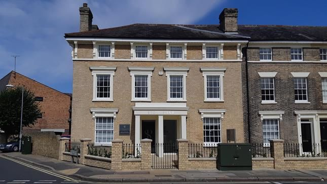 Office to let in Stonebond House, New London Road, Chelmsford, Essex