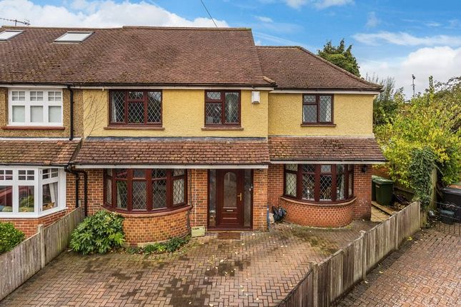 Thumbnail Semi-detached house for sale in Fairfield Drive, Dorking