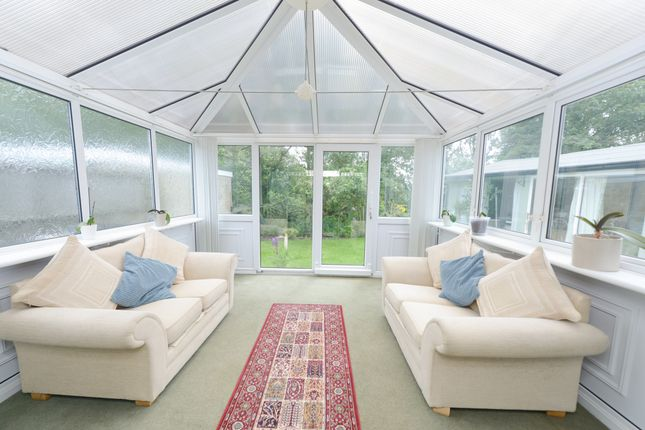 Conservatory of Parkland Drive, Wingerworth, Chesterfield S42