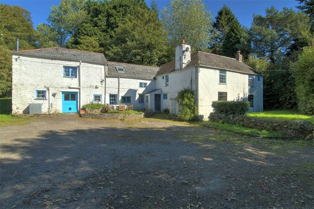 Thumbnail Detached house for sale in St. Ive, Liskeard