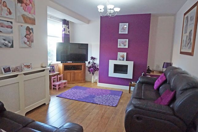 Thumbnail Semi-detached house for sale in Tredomen Terrace, Ystrad Mynach