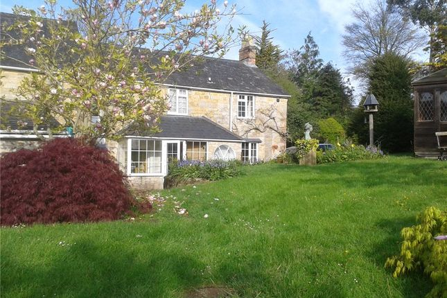 Thumbnail Detached house to rent in Mill Lane, Corfe, Taunton, Somerset