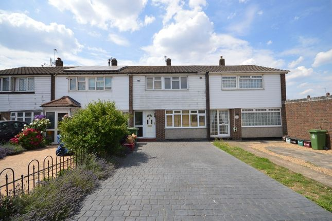 Thumbnail Terraced house to rent in Upper Wickham Lane, Welling