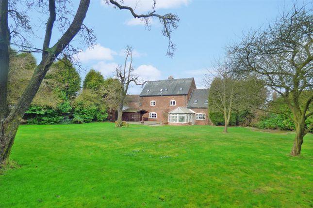 Thumbnail Detached house for sale in Shuttington, Warwickshire