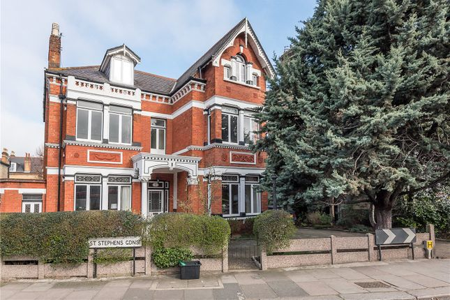 Thumbnail Detached house for sale in St. Stephens Gardens, East Twickenham