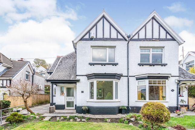 Thumbnail Semi-detached house for sale in Blaenant Street, Duffryn Rhondda, Port Talbot
