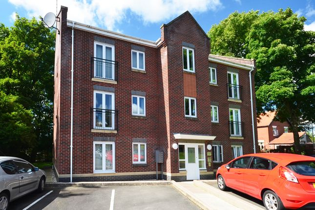 Thumbnail Flat to rent in Catherine House, Scholars Court, West Avenue