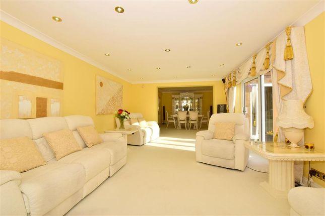 Lounge Area of Southsea Avenue, Minster On Sea, Sheerness, Kent ME12