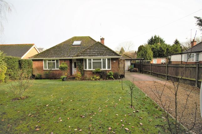 Thumbnail Detached bungalow for sale in Reading Road, Chineham, Basingstoke