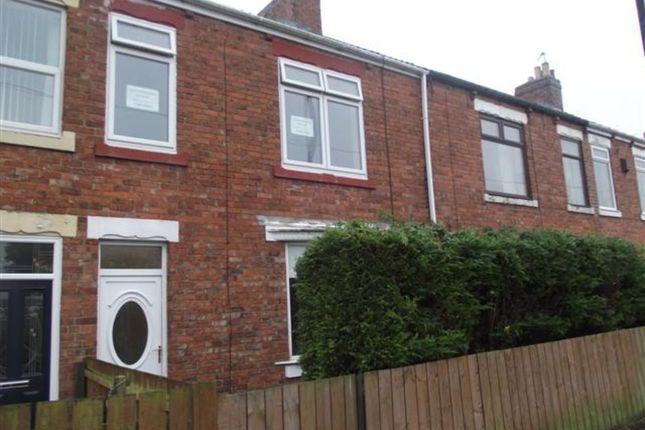 Thumbnail Terraced house to rent in Angerton Terrace, Dudley, Cramlington