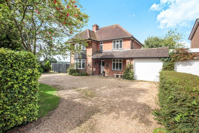 4 bed detached house for sale in Chapel Road, Breachwood Green, Hitchin