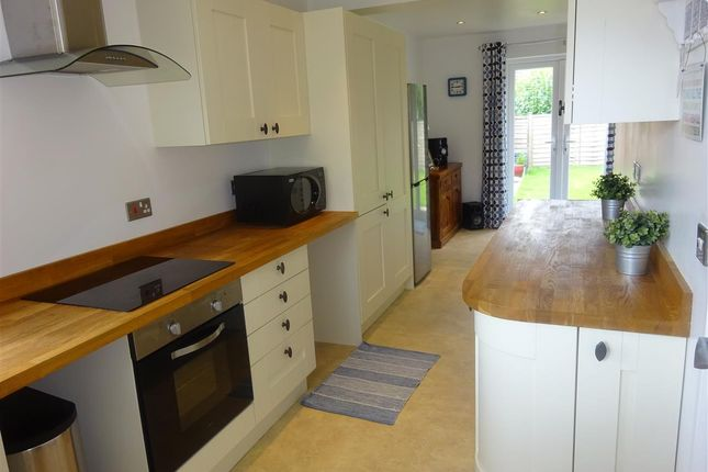 Dining Kitchen of Ash Close, Stockton Lane, York YO31