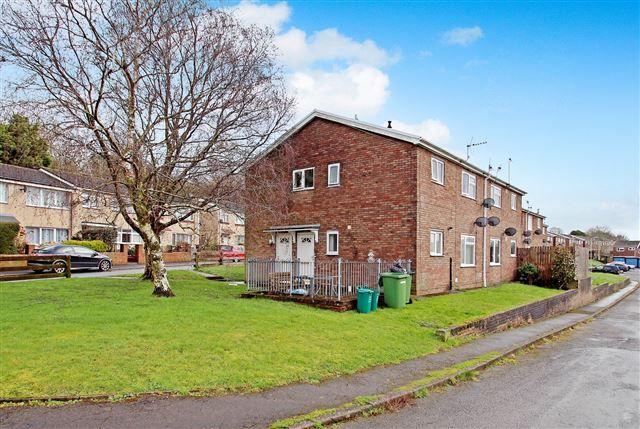Thumbnail Flat for sale in Morien Crescent, Rhydyfelin, Pontypridd
