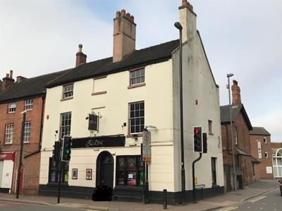 Thumbnail Commercial property for sale in High Street, Burton On Trent, Staffordshire