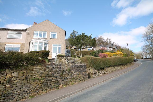 3 bed semi-detached house for sale in Hill Crest, Hebden Bridge HX7