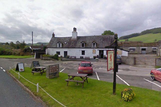 Pub/bar for sale in Builth Wells, Powys
