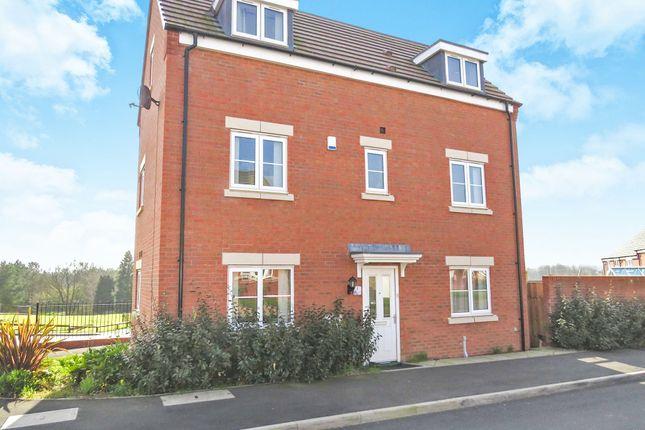 Thumbnail Detached house for sale in Booths Farm Close, Birmingham