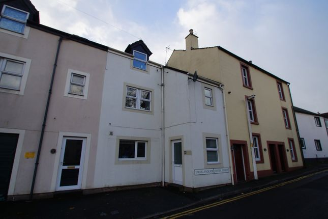 Thumbnail Flat to rent in Stricklandgate, Penrith