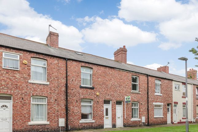 Thumbnail Terraced house for sale in Clyde Street, Newcastle Upon Tyne
