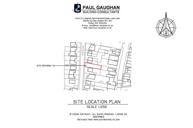 Thumbnail Detached house for sale in Wellington Street, Stapleford, Nottingham
