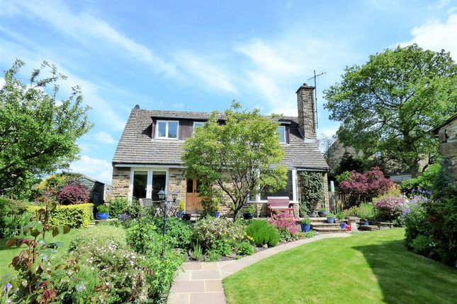 Thumbnail Detached house for sale in Brook View, Carleton, Skipton