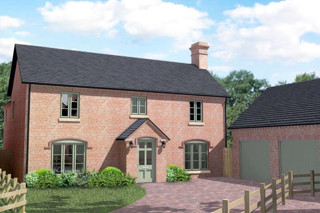 Thumbnail Detached house for sale in 4 William Ball Drive, Horsehay, Telford, Shropshire