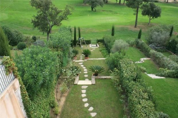 Private Garden of Gassin, Saint-Tropez, French Riviera, 83580