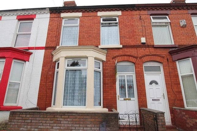 Thumbnail Terraced house for sale in Tabley Road, Wavertree, Liverpool