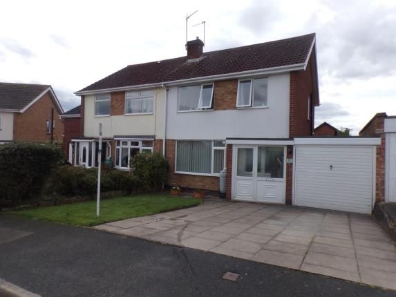 Thumbnail Semi-detached house for sale in Lea Close, Stratford Upon Avon, Warwickshire