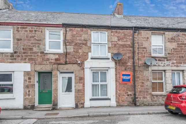 Thumbnail Terraced house for sale in Carharrack, Redruth, Cornwall