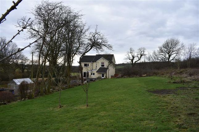 Thumbnail Detached house for sale in Trimsaran, Kidwelly