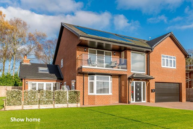 Thumbnail Detached house for sale in Scots Gap, Morpeth, Northumberland