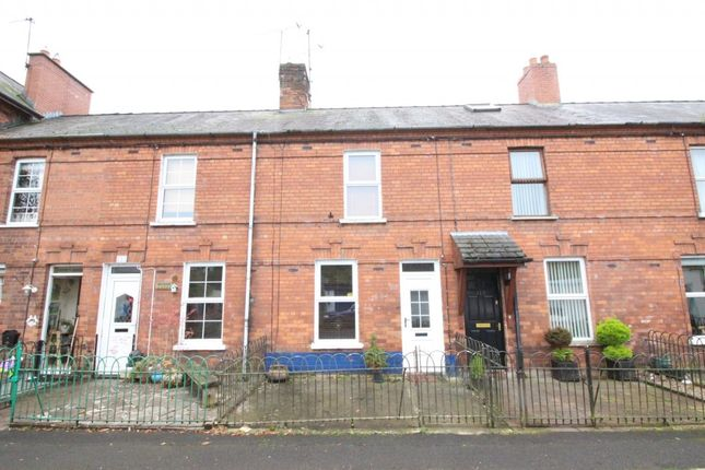 Thumbnail Terraced house for sale in Raceview, Muckamore