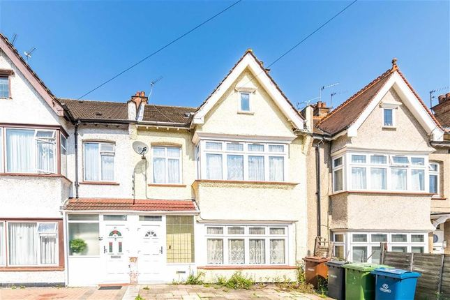 Thumbnail Terraced house for sale in Warrington Road, Harrow, Middlesex