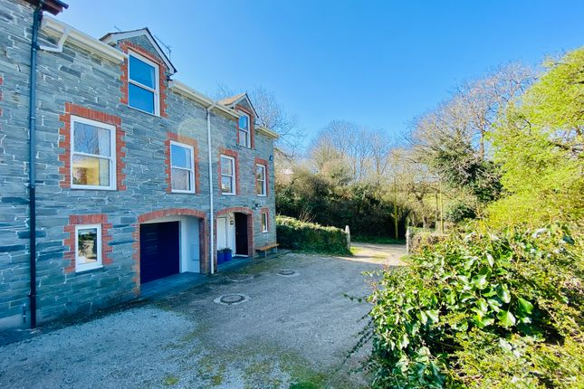 3 bed terraced house for sale in Dennis Cove, Padstow PL28