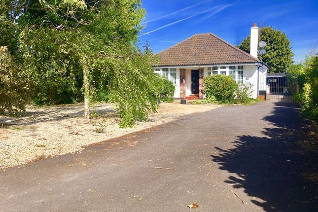 Thumbnail Detached bungalow for sale in 31 Greenhill Road, Sandford, Winscombe