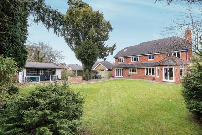 Thumbnail Detached house for sale in Hollycroft Gardens, Tettenhall, Wolverhampton