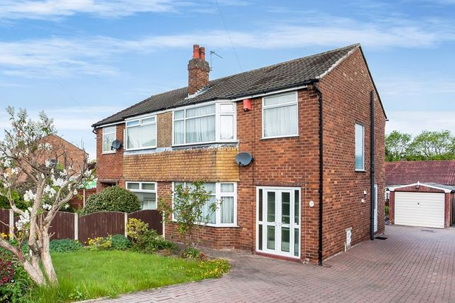 Thumbnail Semi-detached house to rent in Astbury Lane Ends, Congleton