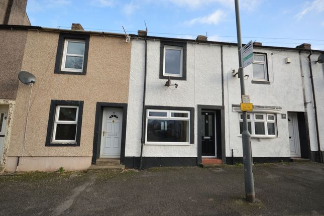 Thumbnail Terraced house to rent in Leconfield Street, Cleator Moor