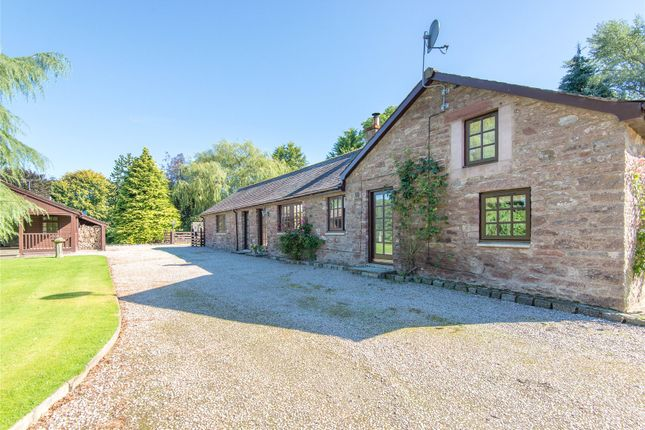 Thumbnail Detached bungalow for sale in Milton Of Dillavaird, Alyth, Blairgowrie